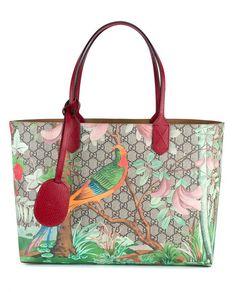 GUCCI | Tian Garden Tote Bag