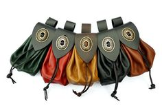 Medieval Bag-Pouch 01 C2 by PeraPeris on Etsy