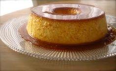 Pudim de Leite Condensado (condensed milk flan/pudim)