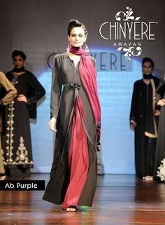 Love this abaya! Seriously wil have to get me one.  They are stylish.