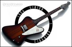 1964 Gibson Firebird guitar