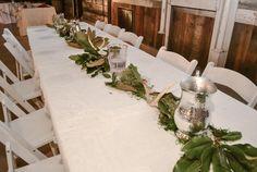 Wedding ceremony barn, wedding décor, spring wedding, wedding reception. Rustic barn wedding and reception venue in Alabama whiteacresfarms.com
