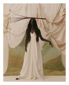 "bienenkiste:""Mari Calazan for Emannuelle Junqueira Resort Black Is Beautiful, Beautiful People, Andrea Conti, Portrait Photography, Fashion Photography, Black Girl Aesthetic, Vogue, Poses, Black Girl Magic"