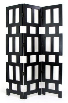 "76"" H x 54"" W Albertson 3 Panel Room Divider 