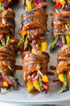 Low Carb Steak Fajita Roll-Ups Recipe - Lean and zesty with big fajita flavor! Using Flank steak, fresh vegetables, and spice, make meal wraps for dinner.