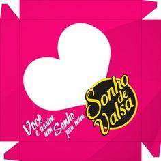 Caixa de Bombom Dia dos Namorados Sonho de Valsa