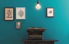 die 38 besten bilder von wandfarbe petrol wall painting colors matching colors und interior. Black Bedroom Furniture Sets. Home Design Ideas