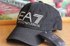 Похожее изображение Emporio Armani, Baseball Cap, Hats, Fashion, Baseball Hat, Moda, Hat, Fashion Styles, Fashion Illustrations