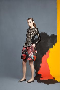 Lela Rose | Pre-Fall 2013 Collection | Style.com