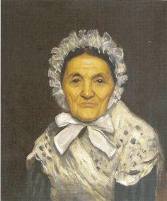 """Marie Bashkirtseff, """"Portrait de Mme Pot"""""""