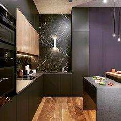 Idealna kuchnia od Salte (@idealna_kuchnia) • Instagram fotoğrafları ve videoları Loft Interior, Interior Design, Design Loft, Divider, Kitchen Cabinets, Room, Furniture, Instagram, Home Decor