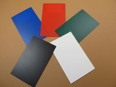 PLASTARK 50X70CM SVART 0,45MM Office Supplies