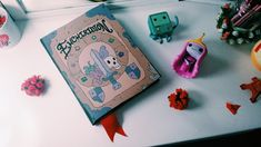 How-to: Adventure Time Book