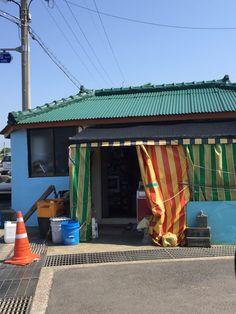 Small local market,Jeju. Bold stripe이 옳다❗️