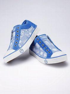 Ugg Laela Denim Sneaker ...  I need these today !!