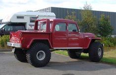 Guns, Oil, & Dirt Jeep Wagoneer, Jeep Xj, Jeep Pickup, Jeep Truck, Jeep Willys, Dodge Trucks, New Trucks, Custom Trucks, Cool Trucks
