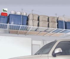 Garage Storage Ideas (roof, light, construction, drywall) - remodeling, decorating, construction, energy use, kitchen, bathroom, bedroom, building, rooms - City-Data Forum