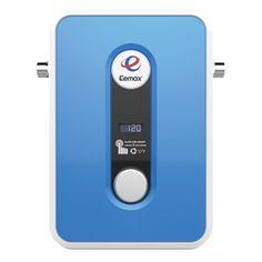 Shop Eemax 240-Volt 13 Kilo-Watt 2.4-GPM Tankless Electric Water Heater at Lowes.com