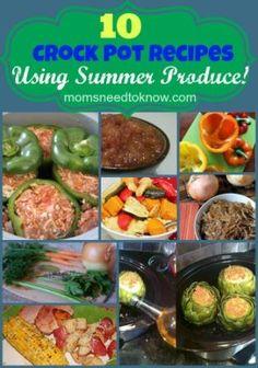 Healthy Crock Pot Recipes