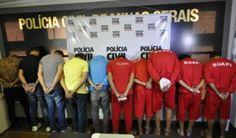 A Polícia Civil de Minas Gerais (PCMG) e o Ministério Público de Minas Gerais (MPMG), por meio do Gr...