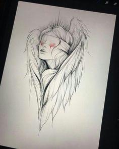 Dark Art Drawings, Pencil Art Drawings, Art Drawings Sketches, Tattoo Sketches, Tattoo Drawings, Weird Drawings, Tattoo Art, Illustration Tattoo, Medical Illustration