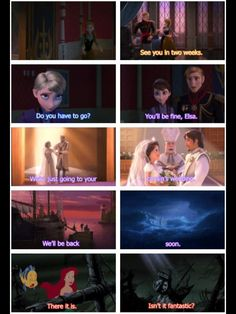 Disney's Frozen Theory