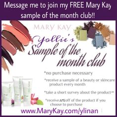 As a Mary Kay beauty consultant My goal is to make you feel and ...