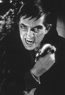 """My original Vampire""   Actor, Born: December 2, 1924  known for ""House of Dark Shadows""   Jonathan Frid's career in drama began when he first ""offered his soul"" to the theater as a young boy at a preparatory school in Ontario, Canada. Following his graduation from McMaster University, he attended London's Royal Academy of Dramatic Arts and later earned a Master's Degree in Directing from the Yale School of Drama..."