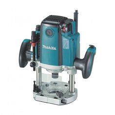 Makita HP Plunge Router with Variable - The Home Depot Makita Tools, Learn Woodworking, Woodworking Crafts, Rockler Woodworking, Best Hand Tools, Router Reviews, Router Lift, Plunge Router, Woodworking