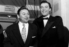 Giorgio Consolini e Gino Latilla, 1954
