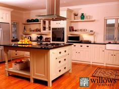 Put us to the test and allow our #WillowsKitchens team to design the kitchen of your dreams. Call us on 082 093 6484 or visit our website - www.willowskitchens.co.za. Deliveries countrywide. #20YearsOfQuality Furniture, Industrial Furniture, Kitchen Cabinets, Cabinet, Custom Kitchens, Cabinetry, Home Decor