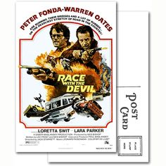 Race with the Devil is a 1975 occult thriller and action film starring Peter…