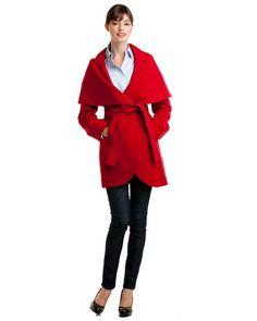 wrap coat - Pesquisa Google Wrap Coat, Boutique, Product Launch, Style Inspiration, Wonderland, Jackets, Clothes, Shopping, Color