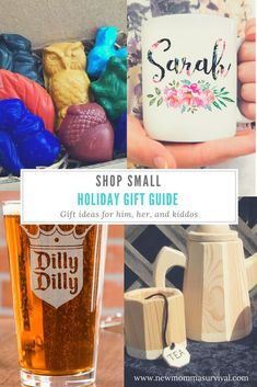 Small Shop Holiday Gift Guide 2017
