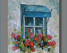 Original Oil Painting Still Life Abstract Art by MGOriginalArt
