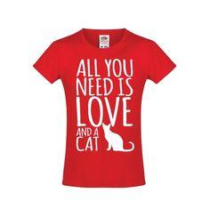 Unieke katten t-shirts bij vanSHIRTJEtotSHIRTJE