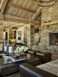Yellowstone Club Residence by LKID