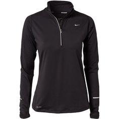Nike Element Zip moisture resistant fabric