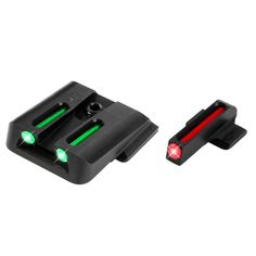 Truglo Fiber Optic Handgun Sight Set - S&W M&P