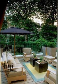 1000 images about gardenstory modern decking on for Japanese balcony garden design