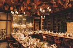 Firefly Events' Birthday Dinner | theglitterguide.com