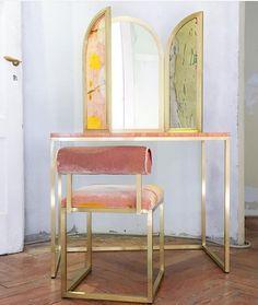 Vanity by @giorgiazanellato @corallamaiuri @_sightunseen_ by glossier