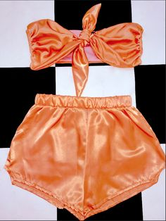 ~*~*~101% silky soft and smooth ~*~*~  Satin blend Elastic waist band (This set is sold together)
