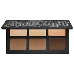 Kat Von D Shade + Light Face Contour Palette We came, we saw, we contoured! How did we get through the day before Shade+Light??  This contour collection was a game changer for makeup mavericks everywhere! Inspired by an artist's palette, Kat created six matte shades that look truly stunning on EVERYONE!