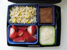 Kid's vegan lunch ideas (or mommy lunch ideas even)