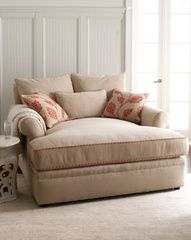 The perfect comfy cozy reading chair.