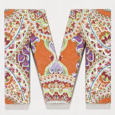 Venetian Print 'M' | World Market  $7.99