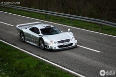 Mercedes-Benz CLK-GTR AMG