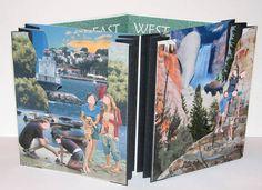 Туннель Book (Xtreme Xmas Card) - Учебник добавлен - PAPER РЕМЕСЕЛ, SCRAPBOOKING и ЦОВ (АРТИСТ коллекционных карточек)
