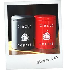 サーカスコーヒーオリジナルサーカス缶